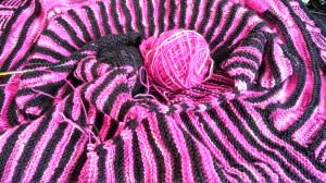 Rockefeller shawl