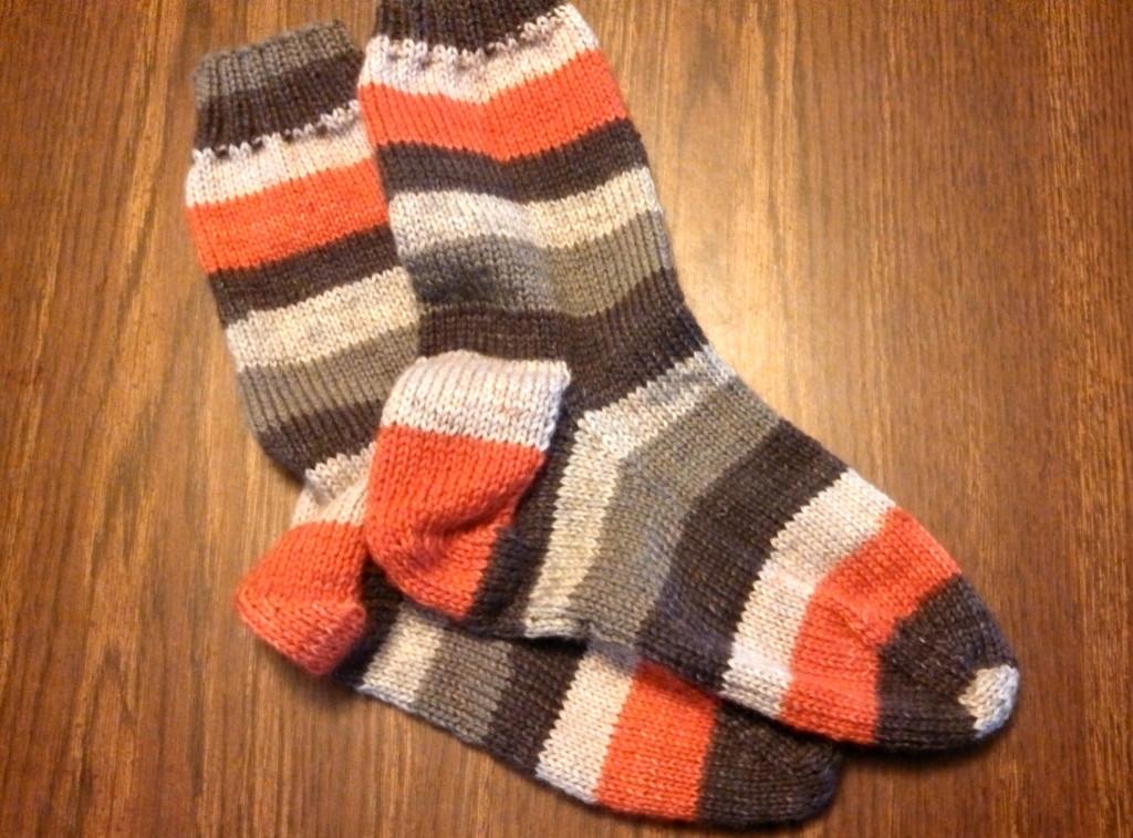 Quick socks pair